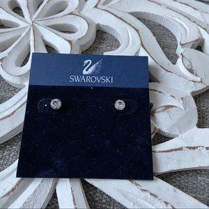 Swarovski Crystal Post Earrings NEW